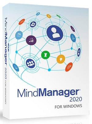 Mindjet MindManager + Crack Full  2021 v21.1.263 License Key [Torrent]