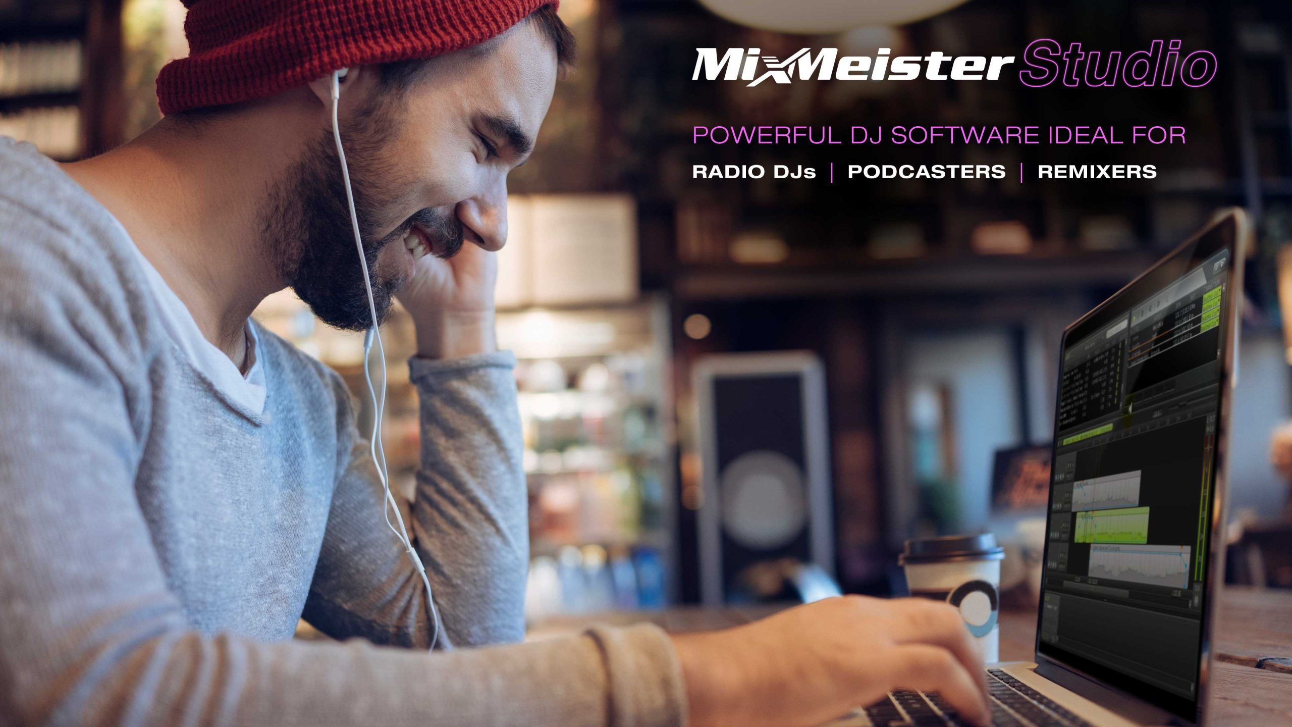 MixMeister Studio 7.7 Win / Mac + Crack Free Download Full