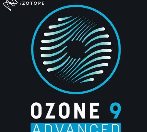 iZotope Ozone Advanced 9.1.0 Crack Mac Full Free Download 2021