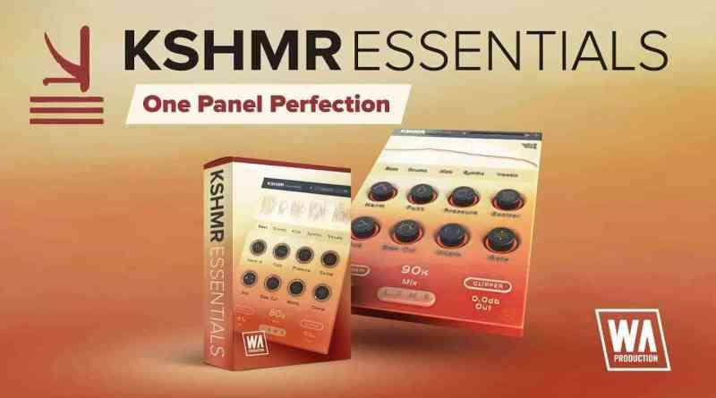 KSHMR Essentials VST Crack {Mac & Win} + Torrent Free Download