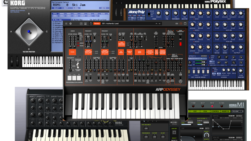 Korg Legacy Special Collection Crack (Win & Mac) Free 2022 Download