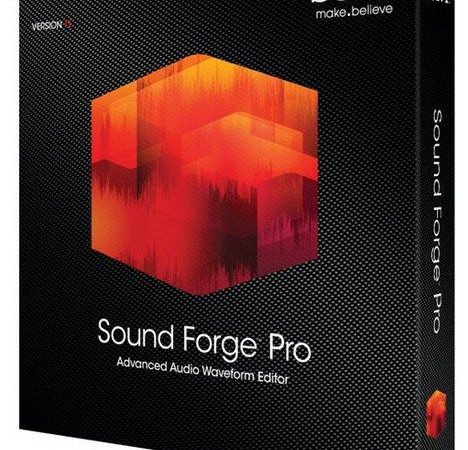 Sound Forge Pro 15.0.0.57 With Crack Latest 2021