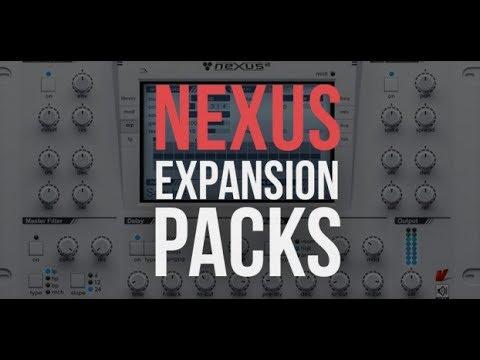 Nexus Expansion Pack Crack Mac Free Download Full